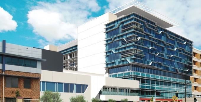 University Hospital, Geelong