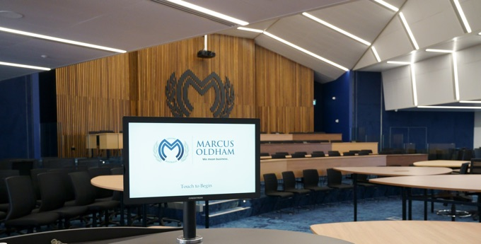 The Learning Centre: Marcus Oldham College